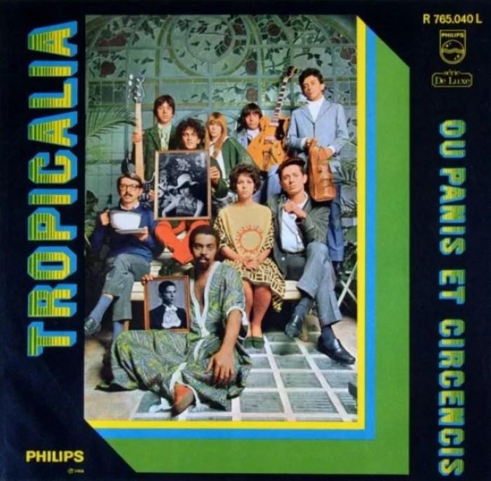 Álbum Tropicália