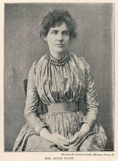 Constance Wilde (Jan. 2,1859 – Apr.7,1898