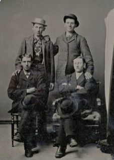 Photos of Victorian Men