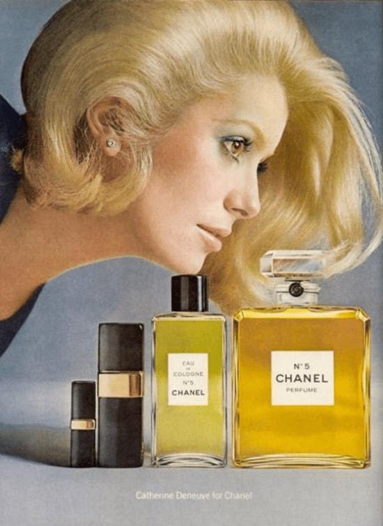 Campanha Chanel N 5