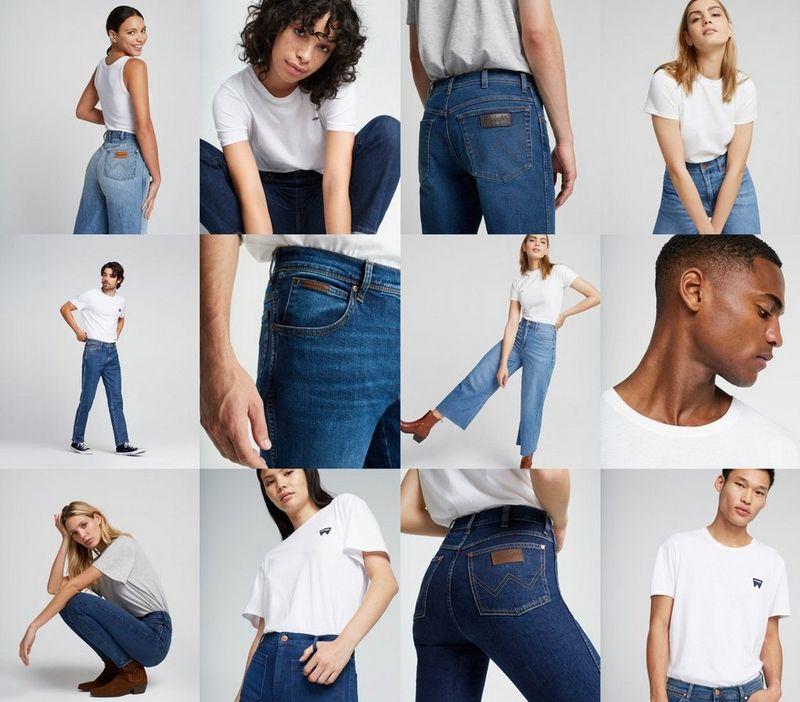 Modelos de calças Jeans.