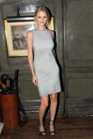 CALVIN KLEIN COLLECTION Women's Spring 2011 Post-Show Dinner at The Lion