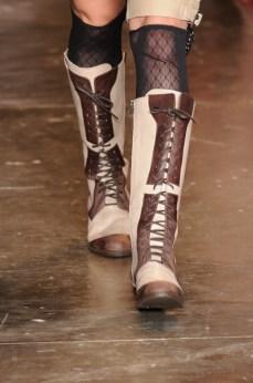 Do estilista spfw inv 2011_3273 sapato