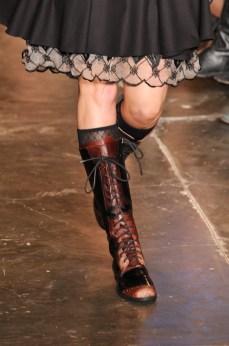Do estilista spfw inv 2011_3570 sapato