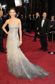 Oscar 2011 Hilary Swank