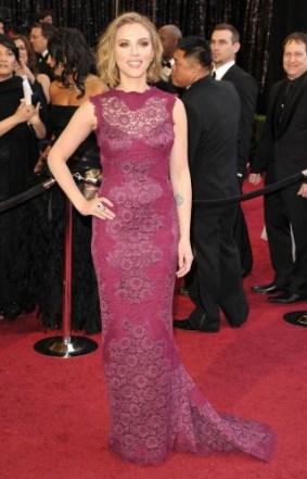Oscar 2011 Scarlett Johansson