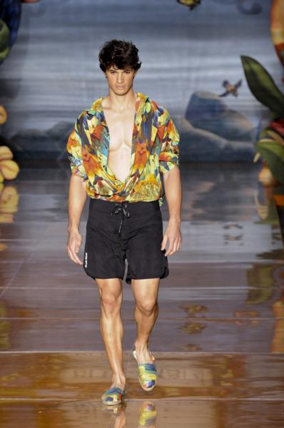 Blue Man Fashion Rio Verão 2012 (38)