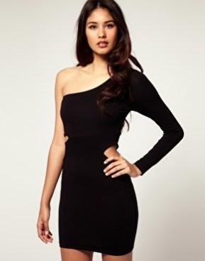 vestidos curtos pretos 43