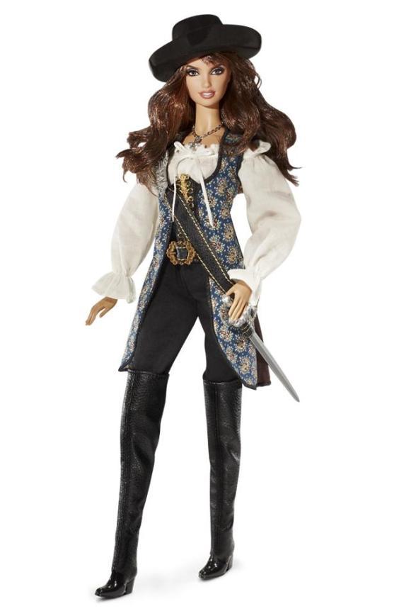 barbie piratas do caribe
