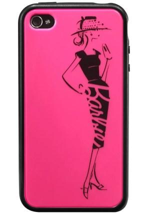 capa iphone barbie