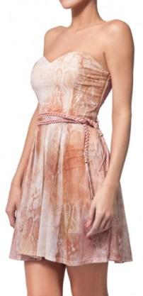 vestido carmim FRESH R$345,95