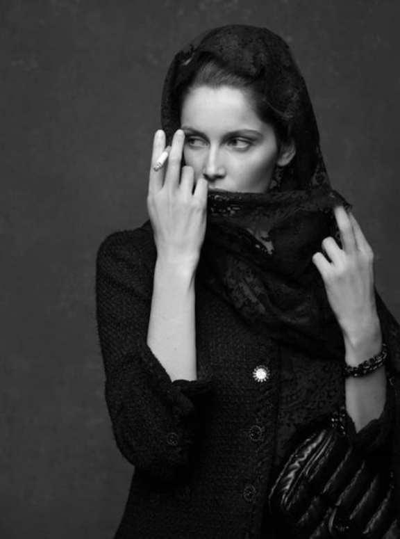 The Little Black Jacket de Chanel revivida por Karl Lagerfeld 6325148965