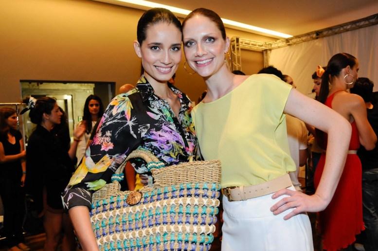 Marcela e Ana Claudia Michels 1