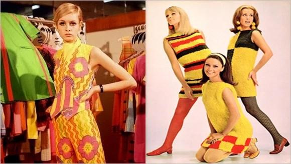 Twiggy-Mod-fashion-geometric-prints-and-colorblock
