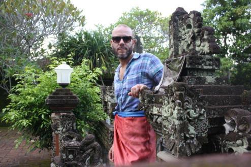 Samuel Cirnansck foi o único brasileiro convidado para desfilar neste ano na Indonésia Fashion Weekgsada