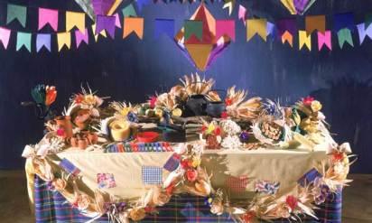 decoração de festa junina 43