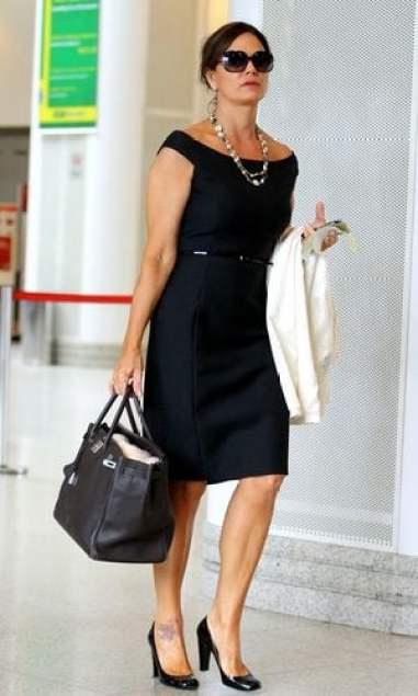 Moda para senhoras Mulheres maduras cheias de estilo