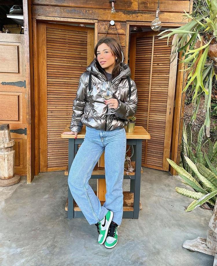 Foto da Mariana Sampaio usando Wide Legs