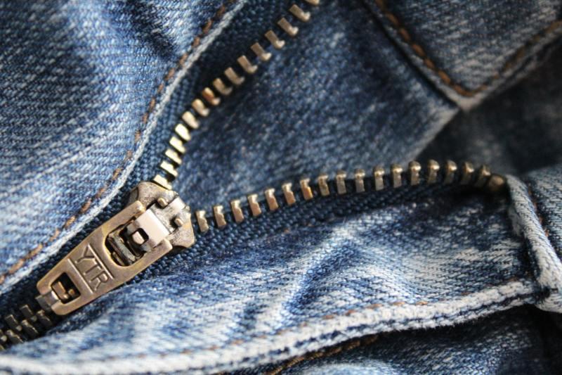Ziper. Evolução do Jeans.
