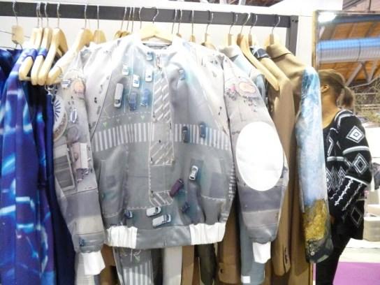 Jaqueta urbanwear marca marca Lantern Sense