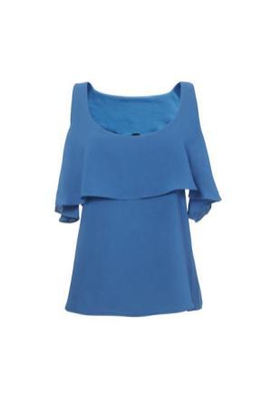Blusa azul R$ 59,90_425x640