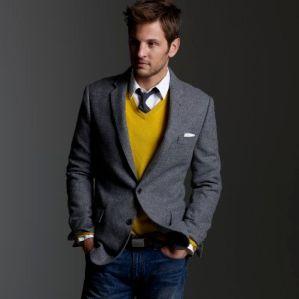 Moda masculina, gravata gola e colarinho (10)