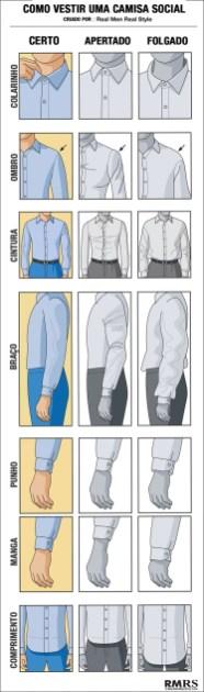 Moda masculina, gravata gola e colarinho (15)