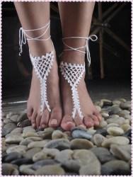 -font-b-Dream-b-font-Catcher-Crochet-Barefoot-Sandals-Nude-shoes-Foot-Jewelry-Beach-Wedding