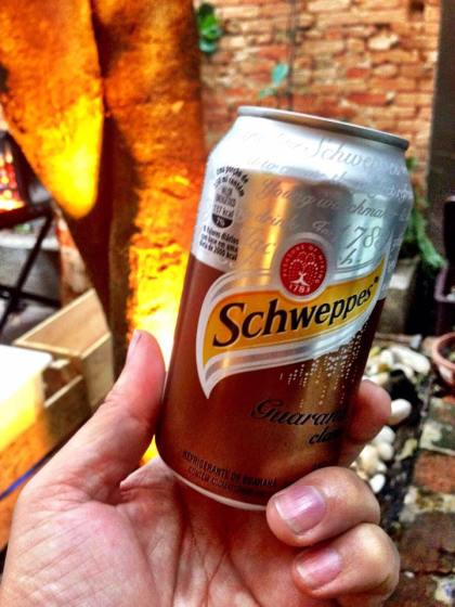 One Shot Party Schweppes 466