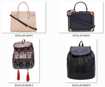 Bolsa saco (bucket bag) e a Camera Bag são os modelos mais bombados de 2016