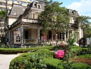 Casa das rosas - museus com jardins são paulo