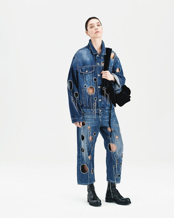 Dondup Fall 2016 Ready-to-Wear Fashion Show