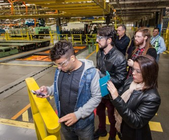 Visita a Fábrica da Ford em São Bernardo do Campo - Vinícius Moura Fashion bubbles e blogueiros 1