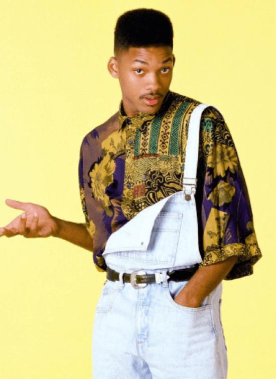 Will Smith em Um maluco no pedaço