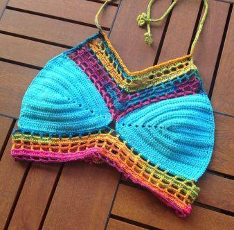 top croche colorido 2