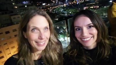 Paola Rossetto e Denise