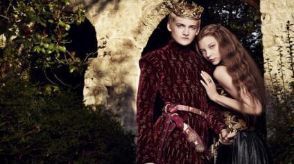 Inspiração para casamento com tema de Game of Thrones