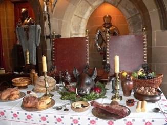 Inspiração para festas com decoração medieval Game of Thrones