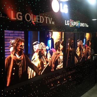 Lançamento LG Oled TV (2)