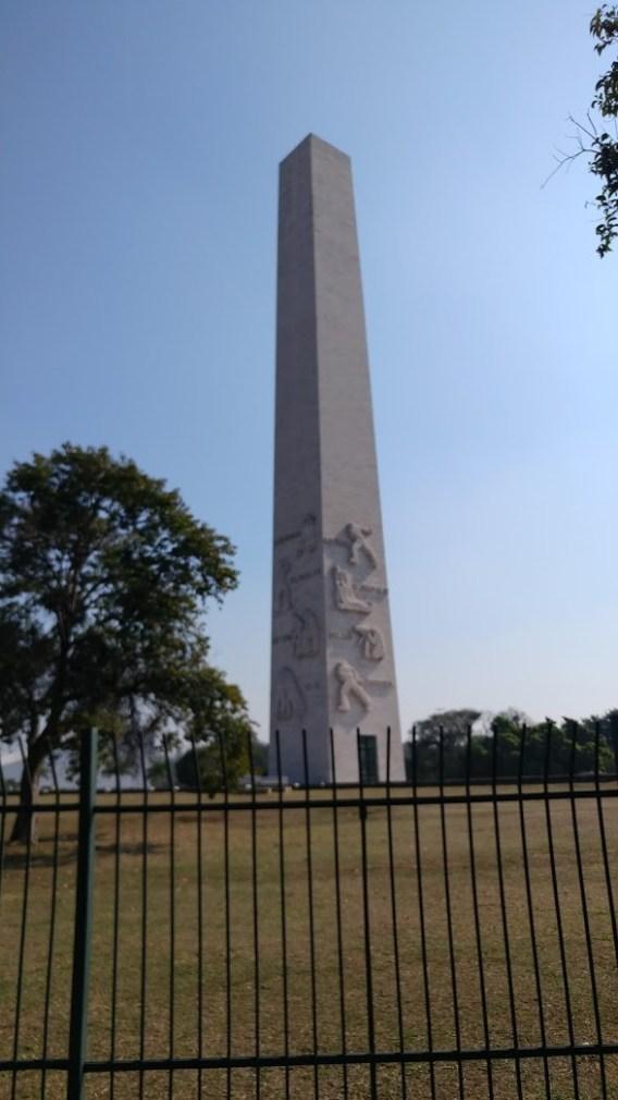Obelisco aos Heróis de 32 - foto Guilherme Sausanavicius