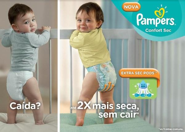 nova-pampers-confort-sec - a importância do sono para o desenvolvimento saudável dos bebês