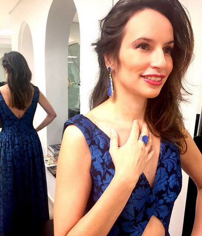 Denise Pitta - Editora do Fashion Bubbles