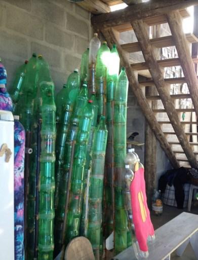 Projeto Prancha Ecológica- Eco Garopaba - Reciclagem - Pranchas de gafarra PET 44