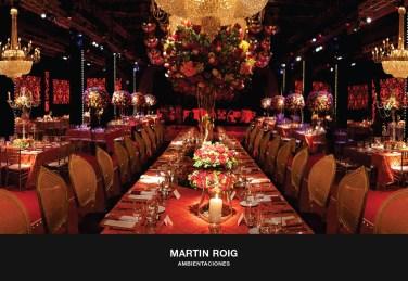 Mesas de festa inspirada no filme a bela e a fera