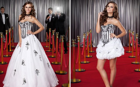 Vestidos 15 anos - Bele e a fera - vestidos de princesas- Baile de debutante (7)