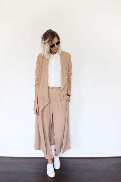 minimalismo look 2