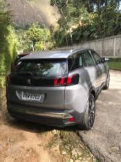 Traseira do novo Peugeot 3008