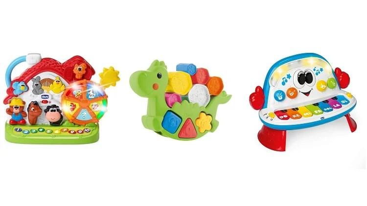 Brinquedos da Chicco