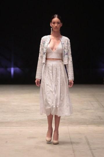 Carlina Brugnera - Desfile Id Fashion Moda festa 1