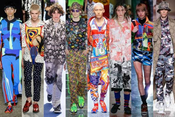 calça masculina estampada patterns-comp-gq-28jun18_b - Peças estampas estão com tudo - tendências 2019
